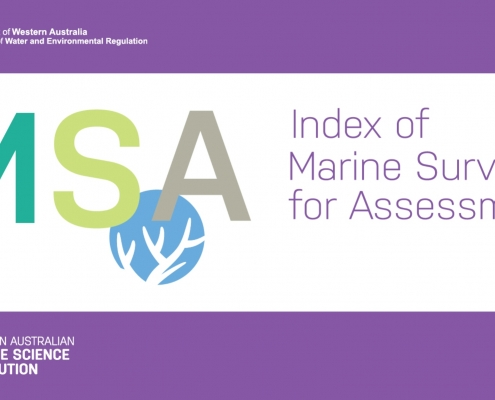 Index of Marine Surveys for Assessments