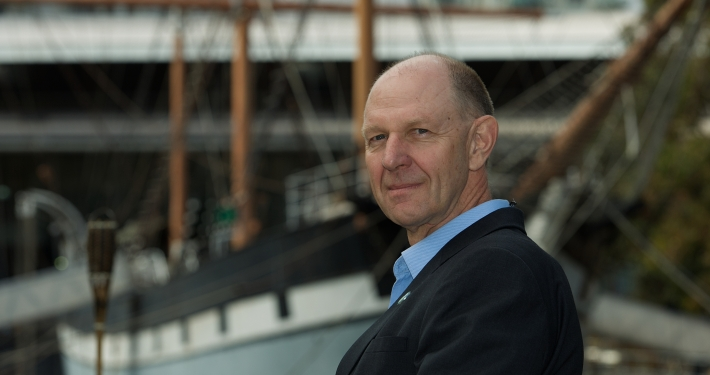 Austral Fisheries CEO David Carter